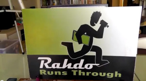 Rahdo Runs Through logo
