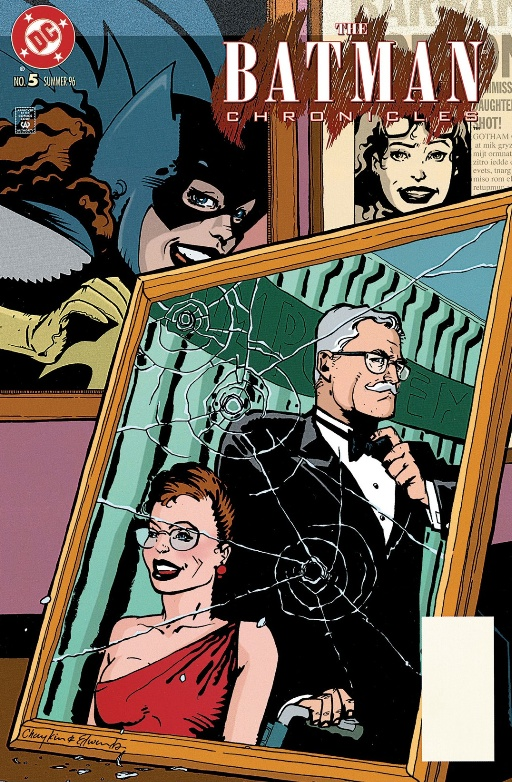 Batman Chronicles #5 cover