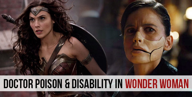 Doctor Poison and Disability in Wonder Woman